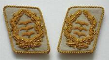 WW2 German Luftwaffe Air Marshall Collar Tabs