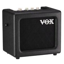Vox MINI3 G2 Modeling Guitar Amplifier (Black) +Picks