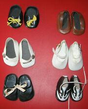 Modes et Travaux Petitcollin et autres : lot de 6 paires de chaussures