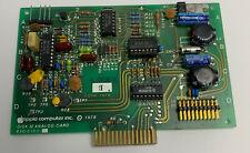 Vintage Apple Disk II Analog Card 650-0103