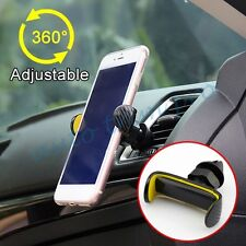 Cute Style Auto Mobile Phone GPS Holder Cradle Stand Rotatable Air Vent Mount