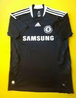 Chelsea jersey small 2008 2009 away shirt soccer football Adidas ig93 4/5