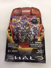 Mega Blocks 96978 Halo Series 5 Sealed New In Package