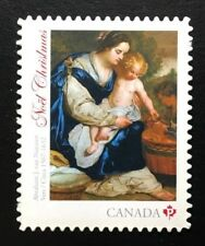 Canada #2797i Die Cut MNH, Christmas - Madonna and Child Stamp 2014