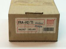 Staefa 04287 Control System FRA-H2/T1 Room Humidity Sensor - NEW IN BOX