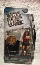 DC Justice League Movie - Wonder Woman Figure - New - Mattel Wonder Woman