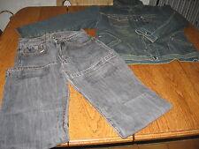 Blouson en jeans stone wash - Jeans 12 ans 100% coton