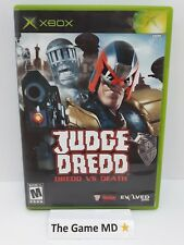 Judge Dredd: Dredd vs Death (Microsoft Xbox, 2005) NTSC