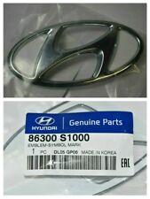 Genuine Hyundai Symbol Mark H Logo Emblem 86300S1000 OEM