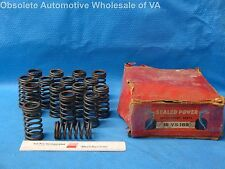 1933 34 35 36 Pontiac 223 232 Straight 8 Valve Spring Set 16 Silver Streak NORS