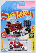 Hot Wheels 2018 Experimotors Skull Shaker #8/10 Red Factory Sealed