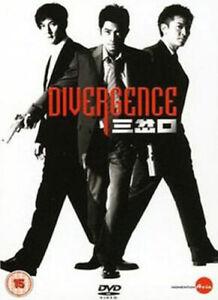 DIVERGENCE DVD [UK] NEW DVD