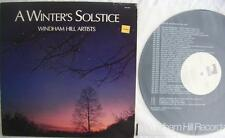 A Winters Solstice Windham Hill Artists LP NM WH1045
