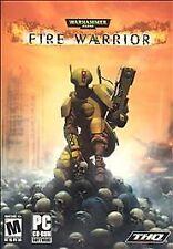 Warhammer 40,000: Fire Warrior PlayStation 2