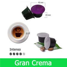 100 Capsule Caffè Kickkick Aroma Gran Crema Cialde Compatibili LAVAZZA BLUE