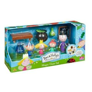 Ben & Holly Magic Class Playset