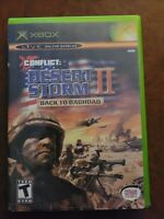 Conflict: Desert Storm II -- Back to Baghdad Microsoft Xbox 2003