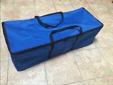 RC Traxxas X-Maxx 1/6 Truck Bag - Blue MFG:USA