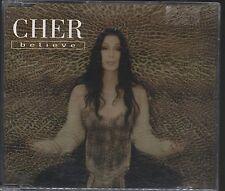 Cher - Believe CD (Single post free