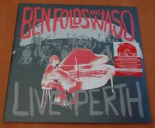 Ben Folds And WASO - Live In Perth - Sealed RSD 2017 Double Vinyl LP