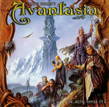 Tobias Sammet's Avantasia The Metal Opera Pt II 2 x LP Picture Disc Vinyl Record