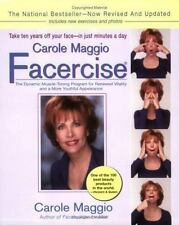 Carole Maggio Facercise R: The Dynamic Muscle-Toning Program for Renewed Vital