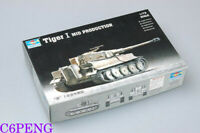 Trumpeter 07243 1/72 Tiger I Mid Production Hot