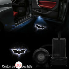 2x Car Door The Dark Knight Batman Logo LED Laser Projector Ghost Shadow Light