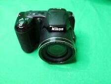 Nikon COOLPIX L810 16.1MP Digital Camera tested works !
