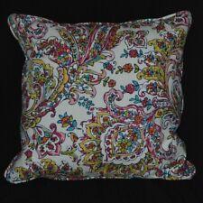 Newport Paisley Pillow Sham  19″ x 19″