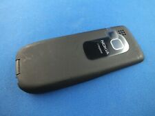 Back Cover Nokia 3120 classic 3120c Akkudeckel Housing 2 megapixel Black Schwarz