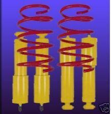 kit de suspension amortisseurs ressorts T4  BUS Transporter kit de supension