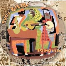 Susu Bilibi : Dziwo Nefa CD - PROMO - FREE SHIPPING