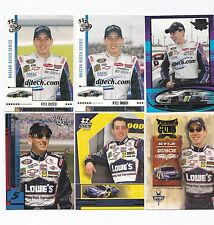 Kyle Busch ROOKIE card 2004 High Gear #45 BV$10!