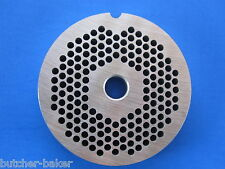"""#12 x 1/8"""" holes STAINLESS Steel Meat Grinder Mincer Chopper plate disc screen"""