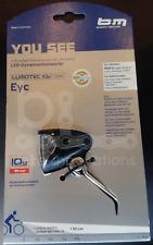 B&M LUMOTEC IQ2 Eyc plus LED Dynamo Scheinwerfer 50 LUX Busch & Müller 160RDI