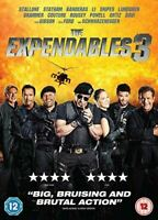 Very Good, The Expendables 3 [DVD] [2017], , DVD