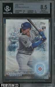 2020 Topps 2030 Rookie RC Gavin Lux BGS 8.5 Dodgers