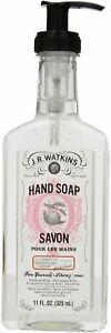 Liquid Hand Soap by J.R. Watkins, 11 oz 1 pack Grapefruit