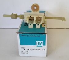 New in GM box part #15599072 switch