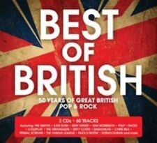 Best of British 0825646012435 by Various Artists CD