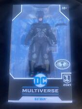 Mcfarlane Toys DC Multiverse Justice League Batman Platinum Edition