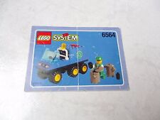 Lego 6564 notice only instructions recette