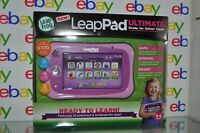 LeapFrog LeapPad Ultimate Ready for School Tablet Pink NEW IN BOX
