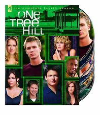 One Tree Hill: The Complete Fourth Season (DVD, 2007, 6-Disc Set)