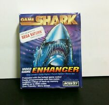 NEW Rare USA Version Sega Saturn GAME SHARK Video Game Enhancer for Sega Saturn