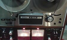 TEAC REEL TO REEL  A-4010SL  NICE!!!!!!  AUTO-REVERSE---- NO SHIPPING