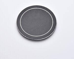 49mm Metal Screw In Front Lens Cap for Nikon Canon Pentax Sony Minolta (#4392)