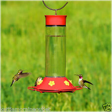 Perky Pet Our Best 30oz Hummingbird Feeder 6 Feeding Ports w/ Perches #209B