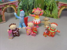 IN THE NIGHT GARDEN SET OF 6 SMALL FIGURES